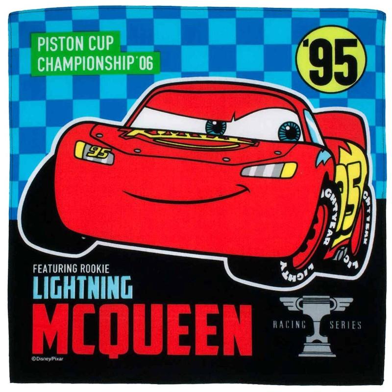"""Mouchoirs enfant """"Mc Queen"""" (x3)"""