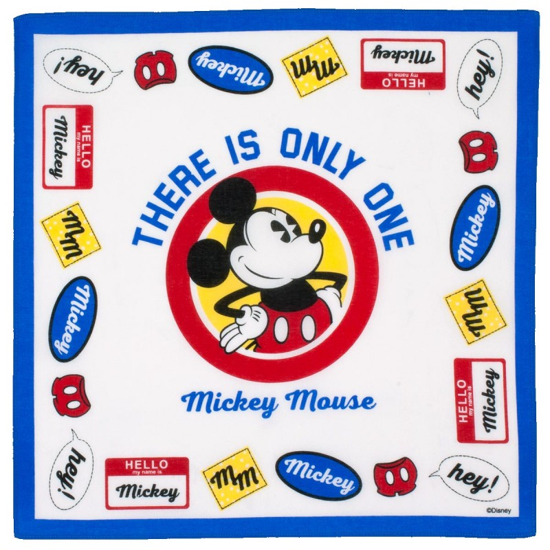 "Mouchoirs disney ""Peace Mickey"" (x3)"